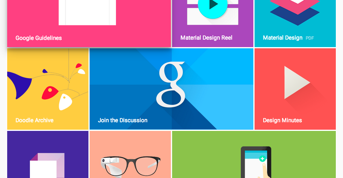 Embrace Material Design – The New Favorite of Designers Worldwide